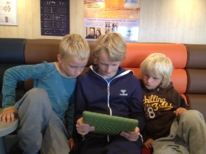 Brødrehygge fra Ystad til Rønne
