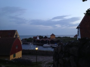Kig mod Frederiksø